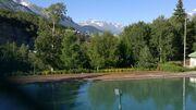 Water leisure base