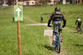 Ludique areas : Fort'iche - VTT Land