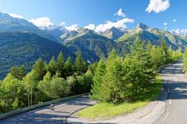 Climb to Valfréjus