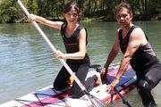 © Inflatable paddle and canoe rental - <em>Images des Cîmes</em>