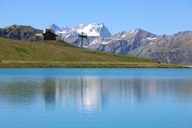 Lac de la Vieille chairlift