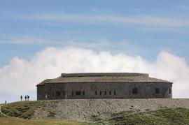 2000's Trail until Fort de Ronce