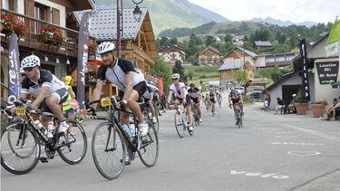 Trilogie de Maurienne : Cyclo'tour de l'Arvan Villards