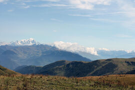 "VAE track - The ""Col de la Madeleine"""