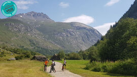 A heritage and foodie discovery day of Bessans on an electric mountain bike