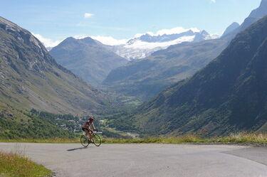The Iserane - Cycling climb - Mountain Collection 2021