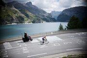 Tour de l'Avenir (stage 9) Haute Maurienne
