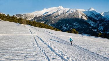 Aussois-Val Cenis Sardières nordic site