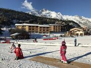 La Norma ski area