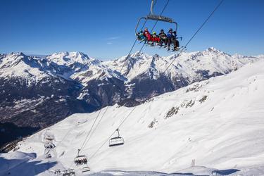 Valfréjus ski area