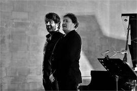 """Concert """"Duo Louis SCLAVIS & Benjamin MOUSSAY"""" (Jazz)"""