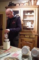 Cooking workshop : butter making