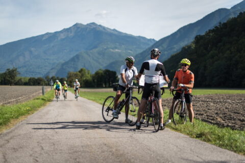 Road bike routes