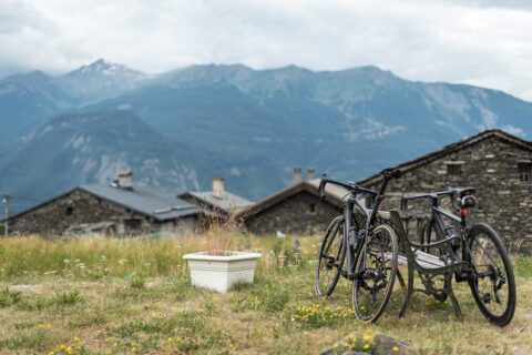 Cycling in the region