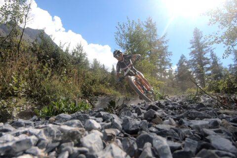 Bike parks - Mechanical chair lifts / Enduro - Downhill