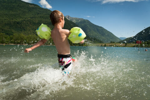 Lakes and other aquatic playgrounds