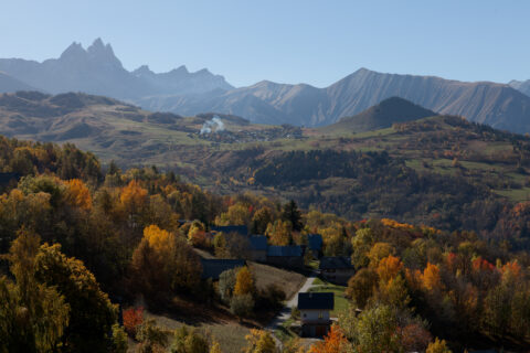 The Maurienne valley